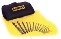 Dewalt Industrial Drill Bit Set - 19 piece