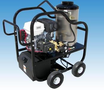 Pressure Pro Pressure Washer 4012-10G Honda Engine  , Hot Water 13 HP