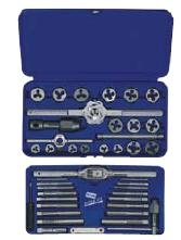 41 PC IRWIN Tap and Die Set