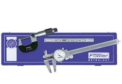 Fowler Toolmakers Universal Measuring Set