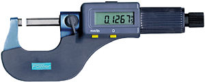 Fowler Electronic Micrometers