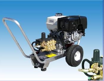 Pressure Pro Pressure Washers E4040HG 4000 PSI @ 4 GPM Honda Engine