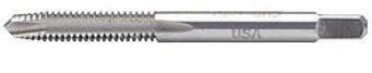 Spiral Point Taps - 1/2-20 3FL High Speed Steel USA MACHINE TAP