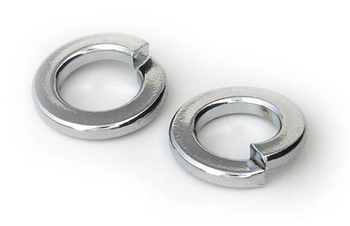 Stainless Steel Lock Washers - 1/2