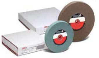 6X3/4X1 CGW Bench Wheel A36 Grit Aluminum Oxide