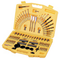 125 pc. Drill & Drive System