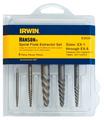 Irwin 5 pc. Screw Extractor Set