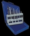 10 pc. Screw Extractor & Cobalt Drill Set