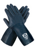 Aqua Knight Stretch Nitrile Gloves - Size M