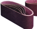 Aluminum Oxide Resin Cloth Abrasive Belts - Belt Size: 1