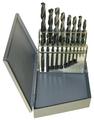 Drill Bit Sets - 1mm - 10mm X .5mm DRILL SET in Metal Index